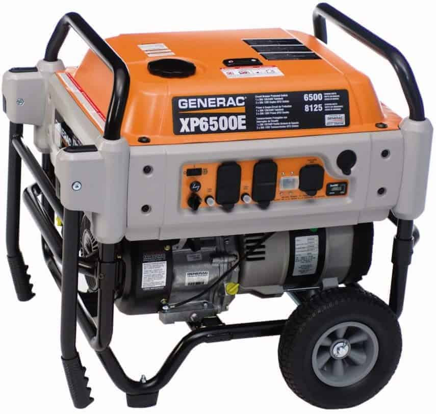 Generac XP6500e Portable Generator