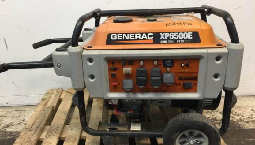 Generac XP6500e
