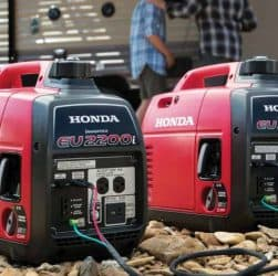 Honda EU2200i Review - Best Honda Inverter Generator under $1000 1