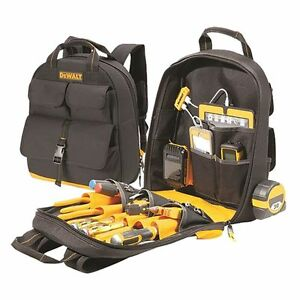 DeWalt DGC530 USB Charging Tool Back Pack (23 Pocket)