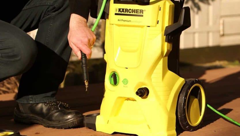 Karcher K5 540 Electric Pressure Washer Feature