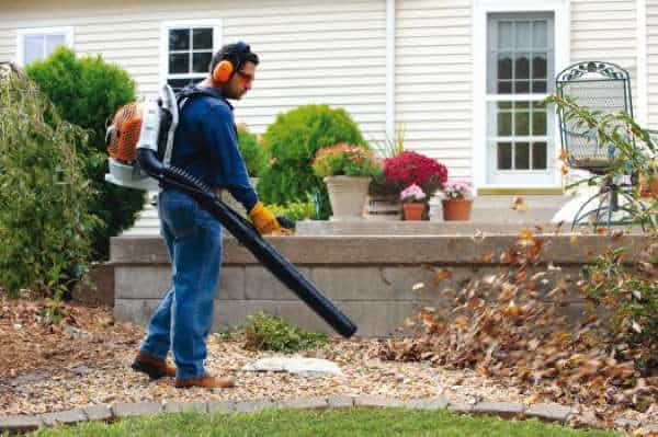best backpack leaf blower review