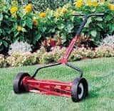 Reel Push Mower