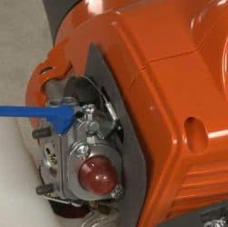 how to clean a carburetor on a weed eater