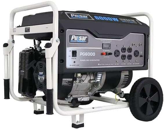 Pulsar PG6000 - best generator for the money