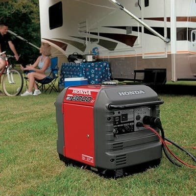 honda eu3000is generator review